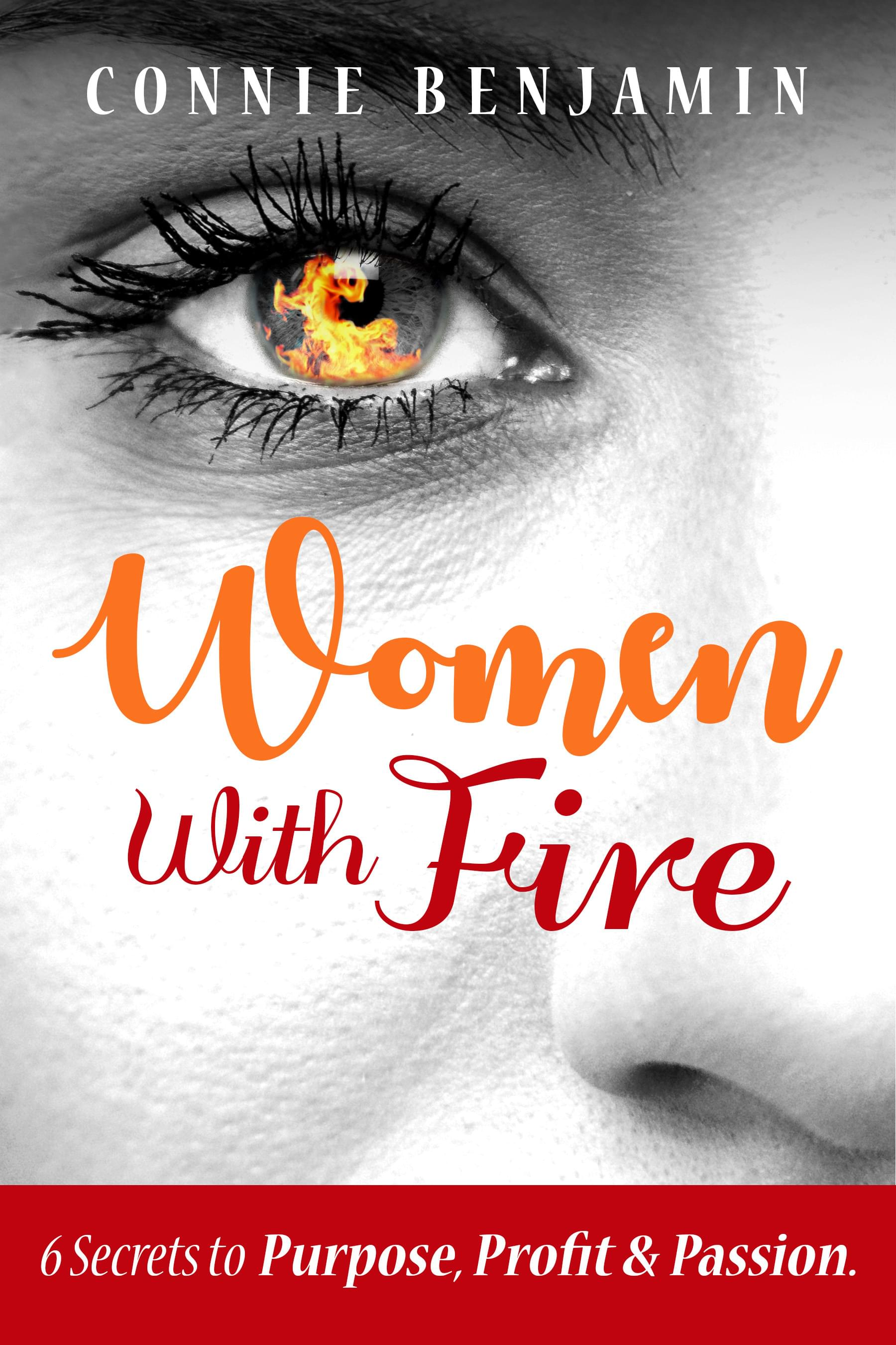 Women With Fire Book